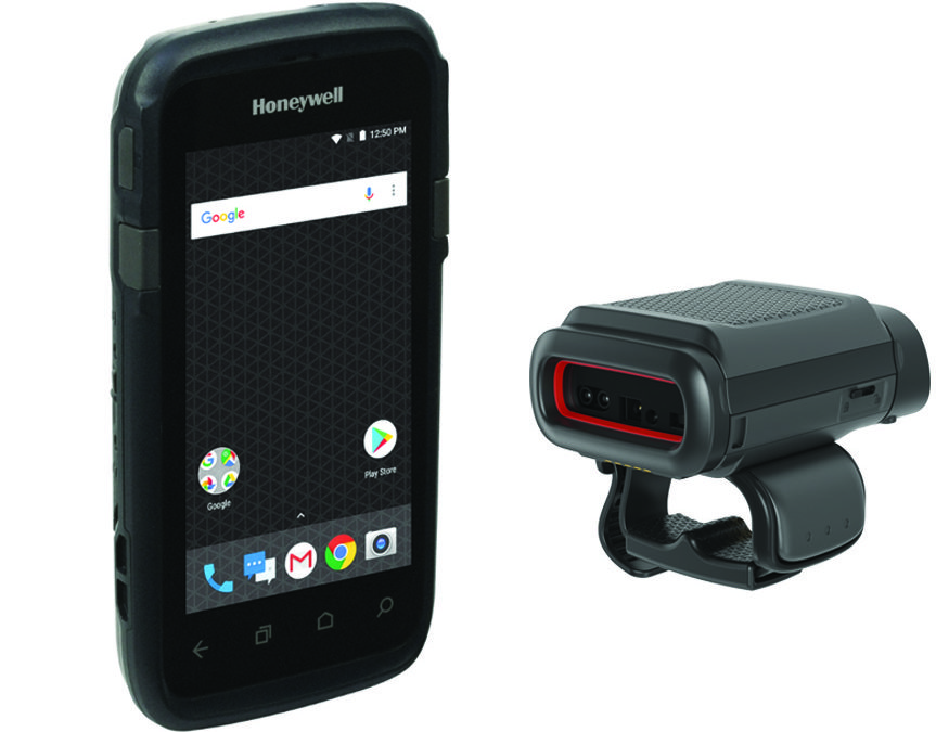 Wearable Barcode Scanners and Android Devices: A Good Marriage