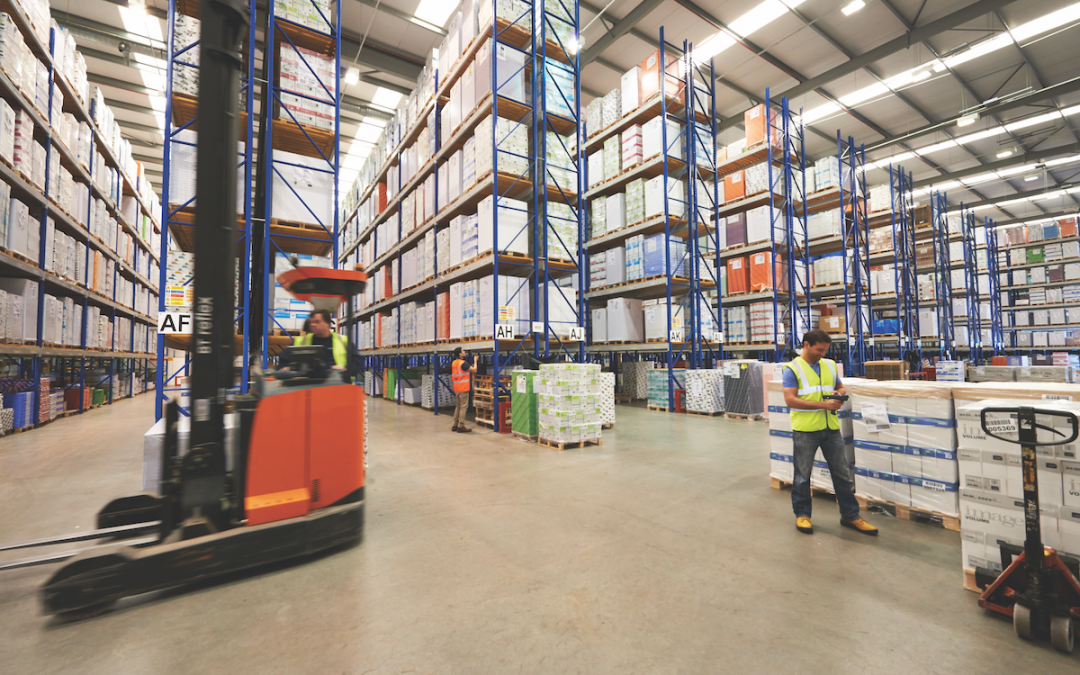 Is Your Warehouse Outfitted with RFID Technology?