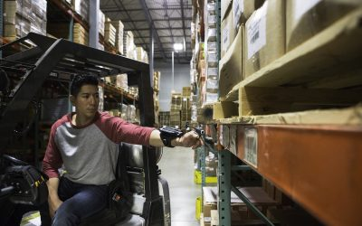 The Benefits of Wearable Technology in Your Warehouse