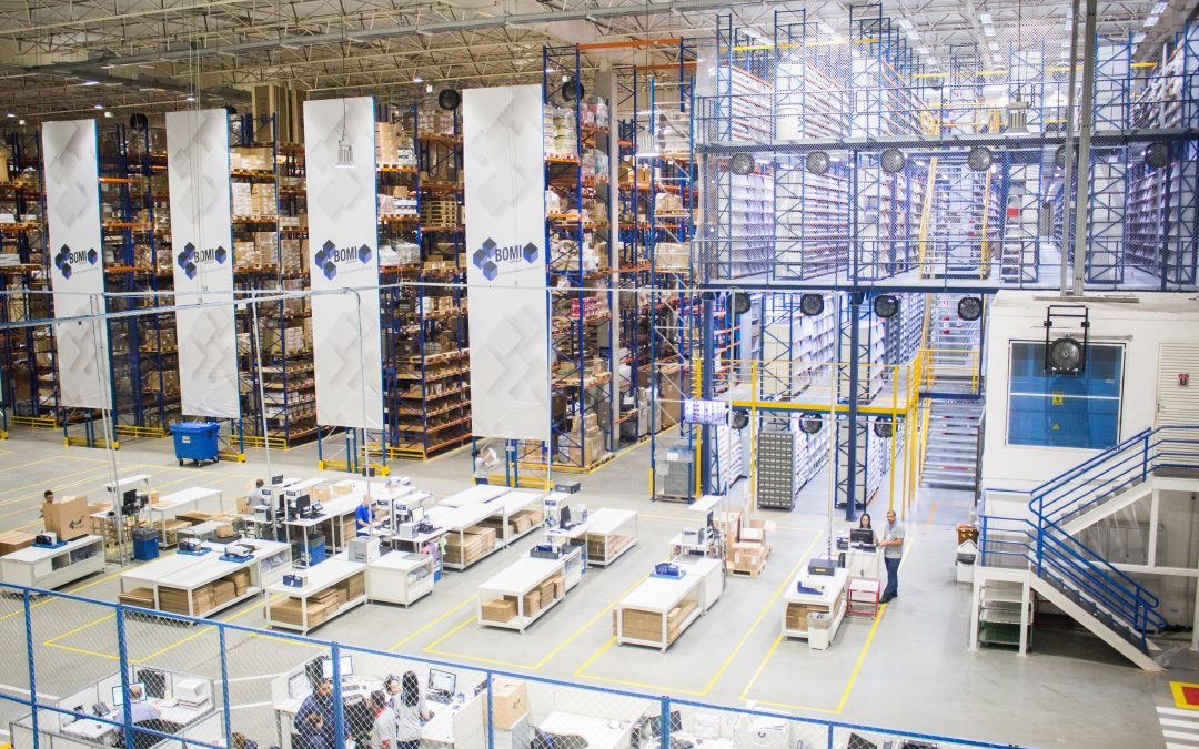 How to Build a Smarter Warehouse of the Future with Warehouse Labels