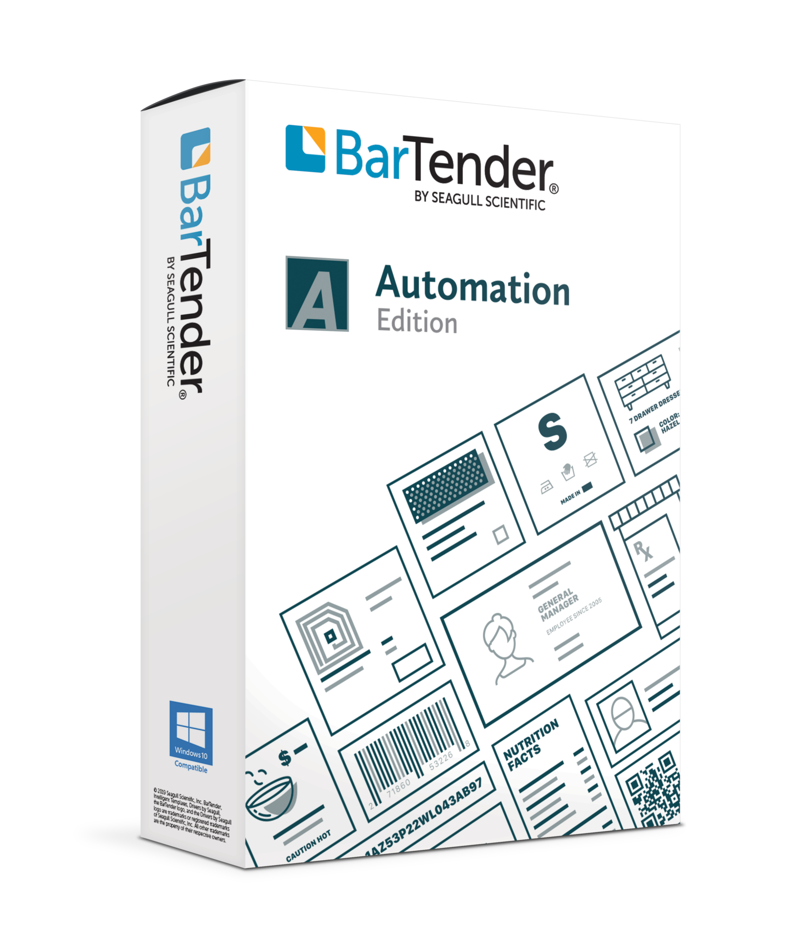 BarTender Box - Automation
