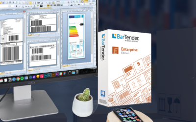 Get a Barcode Labeling System that Will Ease Operations and Worry: BarTender® 2021