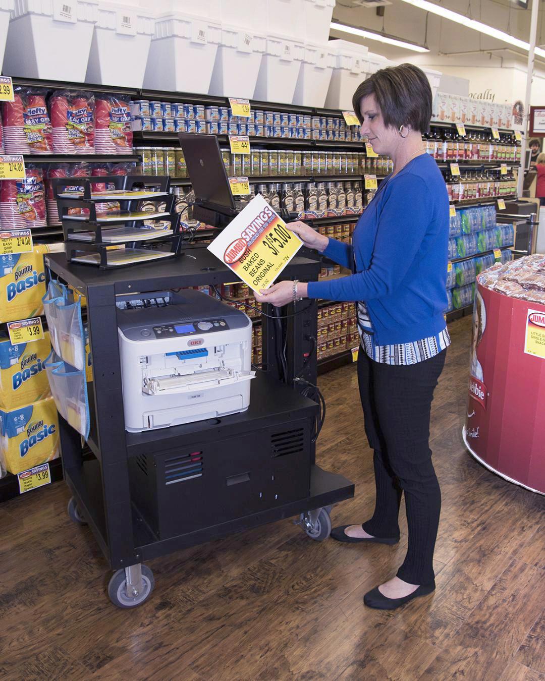 Power Carts: Imprint Enterprises