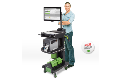 Increase Productivity with Powered Carts