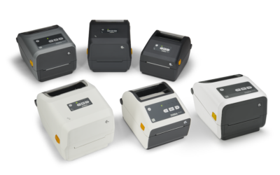 New Zebra Desktop Printers Are Designed to Make Your Workplace More Efficient