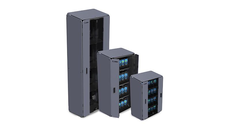 Zebra Intelligent Cabinets, APAC Portfolio Cabinets