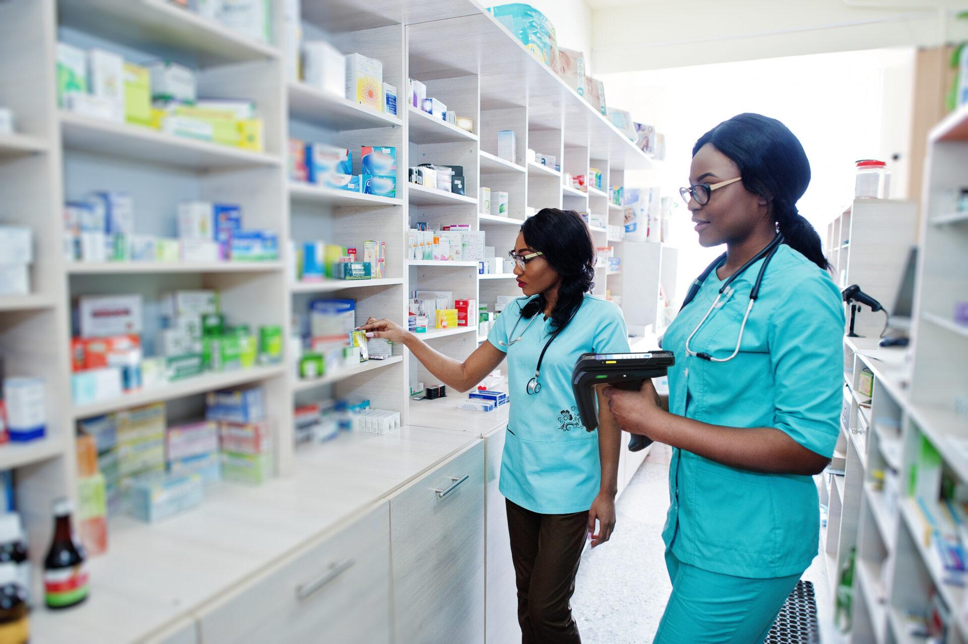 RFID in pharmaceuticals